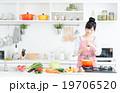 主婦(キッチン-料理) 19706520