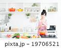 主婦(キッチン-料理) 19706521