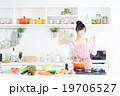 主婦(キッチン-料理) 19706527