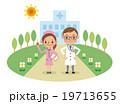 医者と看護師 19713655