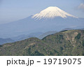 丹沢 富士山 富士の写真 19719075