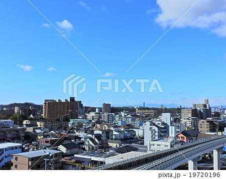 愛知県長久手市の街並み 19720196