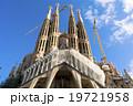 教会 大聖堂 サグラダ・ファミリアの写真 19721958