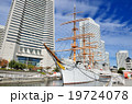 みなとみらい 船 風景の写真 19724078