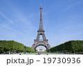 パリのエッフェル塔 19730936