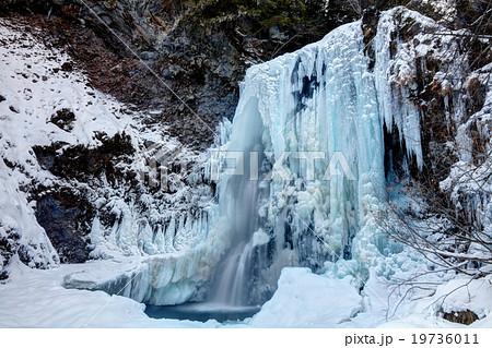 氷瀑 善五郎の滝 19736011