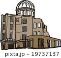 原爆ドーム 19737137