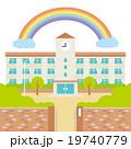校舎バリエーションF 19740779