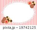 クッキー背景 19742125