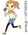 スポーツ 女子 19746093