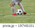サッカー フットボール 19748101