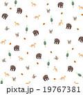 背景 北海道 動物(小) 19767381