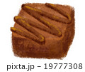 チョコレート ガナッシュ チョコのイラスト 19777308