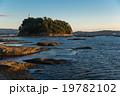 和歌山県 夕景の天神崎 19782102