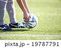 サッカーボール 19787791