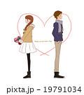バレンタインの告白(ハート) 19791034