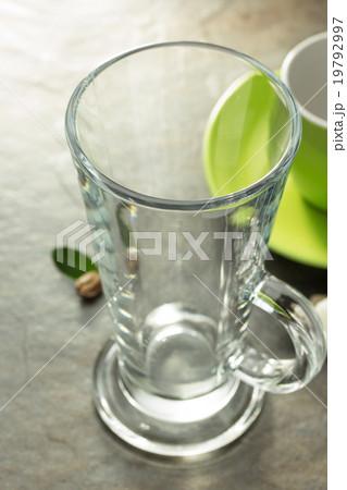 empty cup of coffeeの写真素材 [19792997] - PIXTA