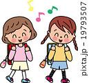 子供 小学校 登校 19793507
