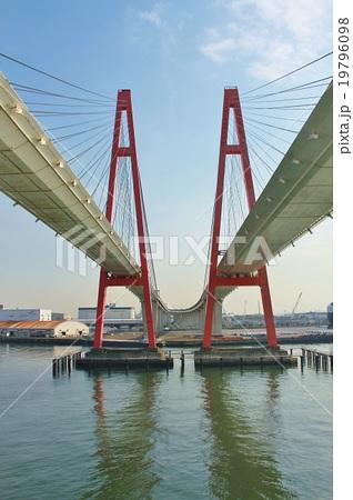 名港西大橋(名港トリトン)の写...