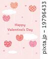 素材-バレンタインカード 19796433