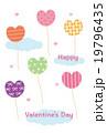 素材-バレンタインカード 19796435
