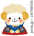 福助ひつじ 19798038