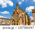Frauenkirche church in Nuremberg - Germany 19798497