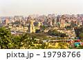 View of Cairo from Al-Azhar Park - Egypt 19798766