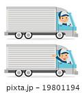 トラックとドライバー 19801194