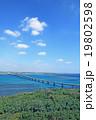 宮古島 海 青空の写真 19802598