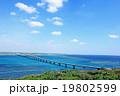 宮古島 海 青空の写真 19802599