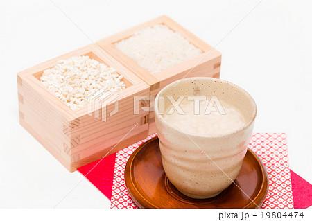 米麹の甘酒 19804474