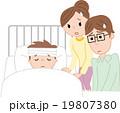 子供の怪我・病気 入院 19807380