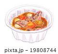 炊き出し豚汁 19808744
