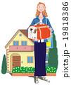 ペットと私の家 19818386