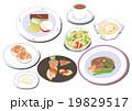 コース料理 19829517