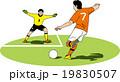 サッカー 19830507