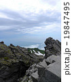 鳥海山 出羽富士 鳥海国定公園の写真 19847495