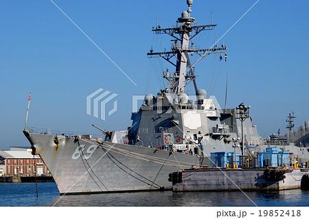 アメリカ海軍ミサイル駆逐艦マス...