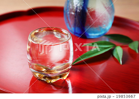 日本酒の写真素材 [19853667] - PIXTA