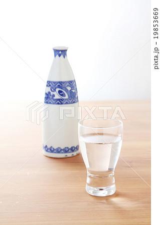 日本酒の写真素材 [19853669] - PIXTA