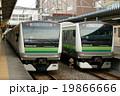 横浜線 E233系 東神奈川駅 19866666