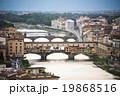 イタリア ヴェッキオ橋 フィレンツェの写真 19868516