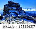金峰山 五丈岩 南アルプスの写真 19869857