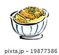 カツ丼 19877386