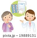 薬の説明 医療 高齢者 19889131