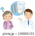 薬の説明 医療 高齢者 疑問 19889133