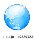 地球 イラスト ベクターのイラスト 19889328