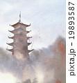 五重塔 19893587