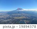 パラグライダー 富士山 19894378